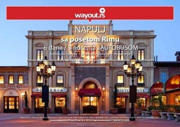 NAPULJ - Wayout