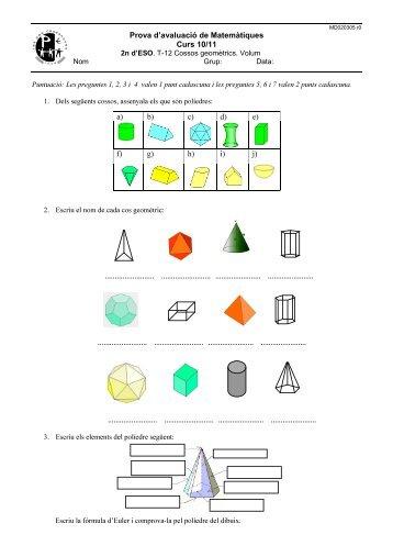 04a examen Cossos geometrics sense apunts