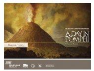 Journey to Pompeii - Pompeii Today slideshow - Museum Victoria