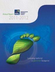 Annual Report 2011-2012 - Bharat Petroleum
