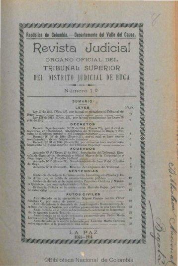 AUTO - Biblioteca Nacional de Colombia