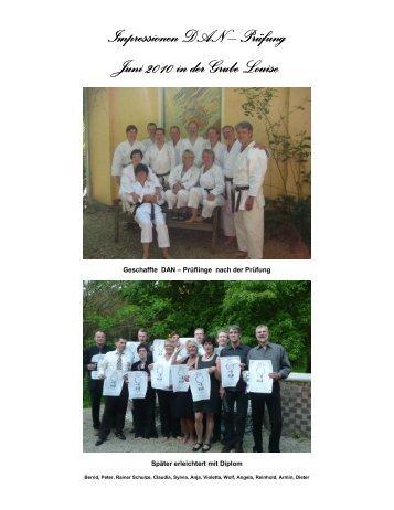 Impressionen DANx - Karate-Do Overath e.V.