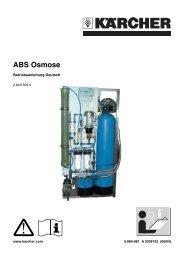 ABS Osmose - Kärcher