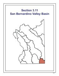 San Bernardino Valley Basin - Arizona Department of Water ...