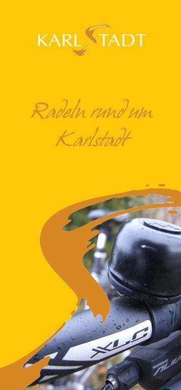 Radeln rund um Karlstadt