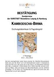 cfm 52 KARSTADT Rsb Leipzig ... - Karstadt Reisen