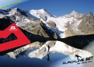 Mountain Equipment Slackline Info