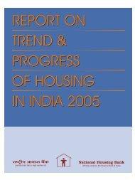 Trend & Progress 2005 - National Housing Bank