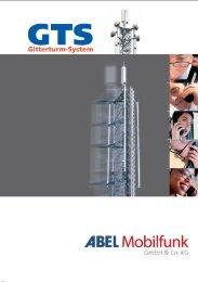Gts gitterturmsystem (PDF 1 - bei ABEL Mobilfunk