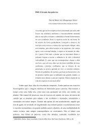 1968: O levante das palavras - cchla - Universidade Federal do Rio ...