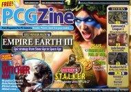 PCGZine Issue 4
