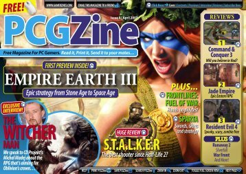 PCGZine Issue 4