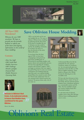 Real estate newsletter with articles (Photoscope, 2-pp., mailer)
