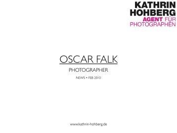 OSCAR FALK - Kathrin Hohberg