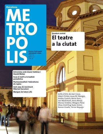 Estiu 2011 - Ajuntament de Barcelona