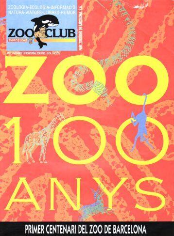 centenari - Zoo de Barcelona
