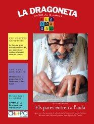 Núm. 6. juny 2008 - CEIP La Draga