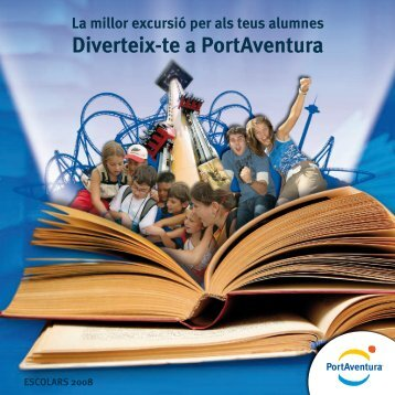 Diverteix-te a PortAventura