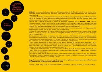 4t FESTIVAL D'ART DE CARRER DE L'HOSPITALET - La Poderosa