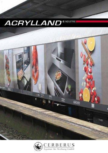 Industrie Katalog (3 4 MB PDF) - Acrylland