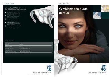 Cambiamos su punto de vista - KaVo Dental