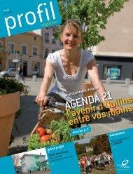 PROFIL juin 2010 - Ville d'Oullins