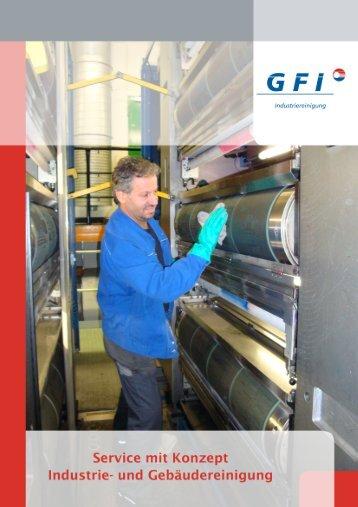GFI Industriereinigung mbH