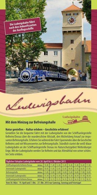 Ludwigsbahn - Kelheim