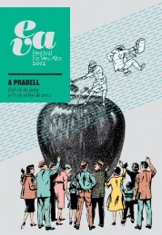 A PRADELL - EVA Festival En Veu Alta