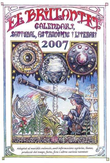 El Brillantet 2007 - Conselleria d'Educació, Cultura i Esport