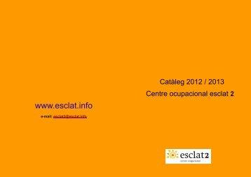 www.esclat.info