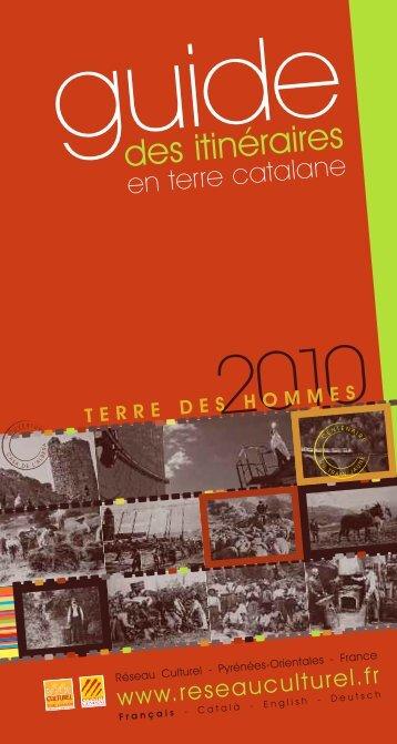 des itinéraires - Réseau Culturel Terre Catalane