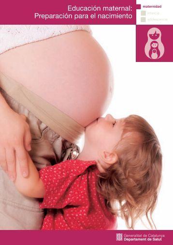 Preparación para el nacimiento - Asociación Científica de Matronas ...