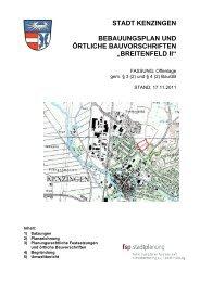 breitenfeld ii - Kenzingen