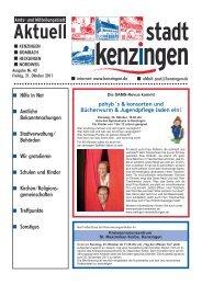 Ausgabe 42 2011 - Kenzingen