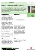 HISTORY Framlingham and Orford Castles - Page 3