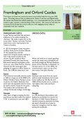 HISTORY Framlingham and Orford Castles - Page 4