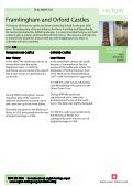 HISTORY Framlingham and Orford Castles - Page 5
