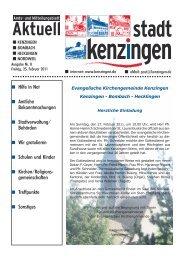 Ausgabe 08 2012 - Kenzingen