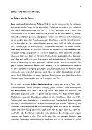 Haushaltsrede der ABL von Stefan Bilharz - Kenzingen