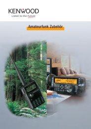 Amateurfunk Zubehör (0,7 MB - Kenwood