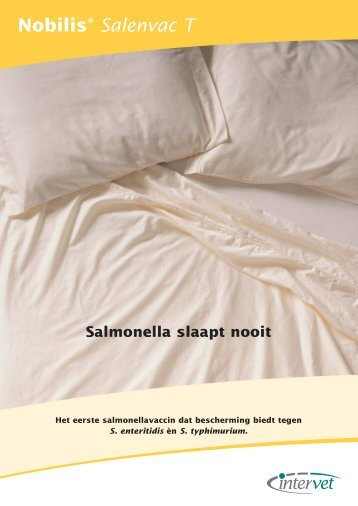 Nobilis Salenvac T - MSD Animal Health Nederland