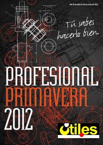 PROFESIONAL 2012 - Utiles
