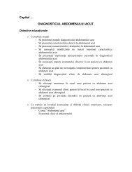 11.a.1 Diagnosticul abdomenului acut