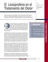 El Loxoprofeno en el Tratamiento del Dolor - IntraMed