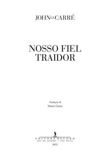 Tradução de Mauro Gama - Grupo Editorial Record