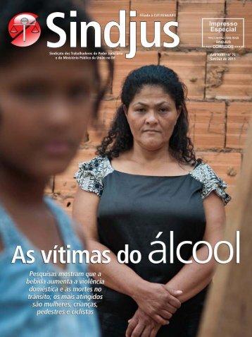 Sindjus Revista 76 web - Sindjus-DF