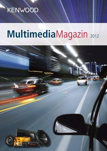 MultimediaMagazin 2012 - Kenwood