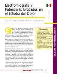 Electromiografía y Potenciales Evocados en el Estudio ... - IntraMed