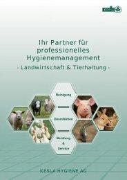 Katalog Landwirtschaft - Kesla.de